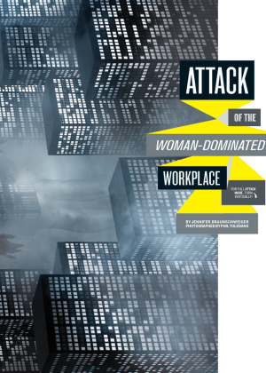 Attack of the Woman-Dominated Workplace